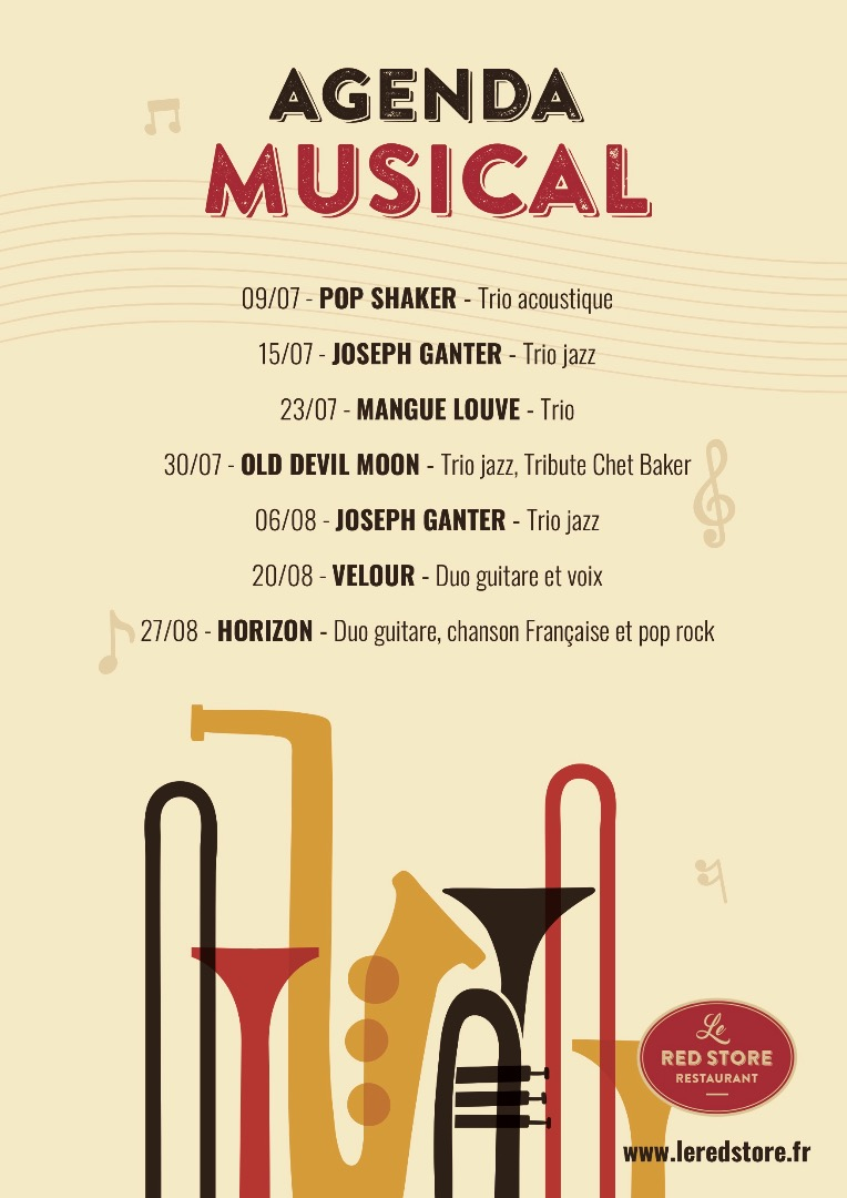programme musicale