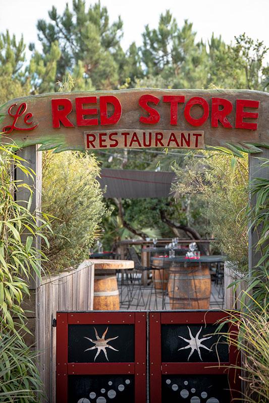 Restaurant bar avec terrasse à Lège Cap Ferret