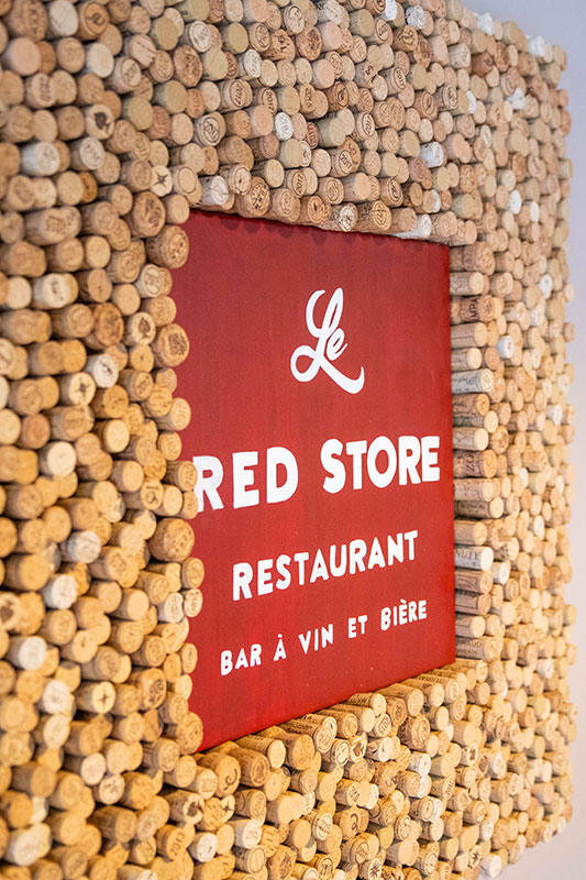 Le Red Store